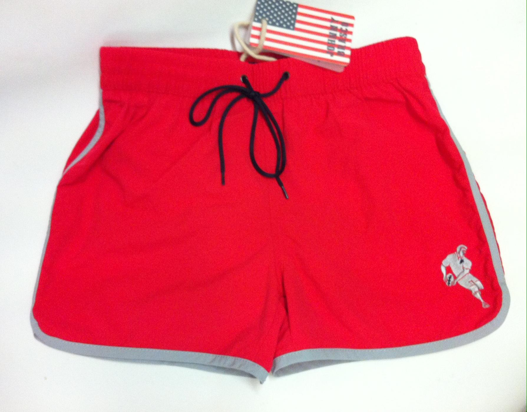 boxer rosso